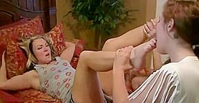 Lesbian Foot Worship 29