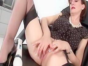 Crazy homemade stockings clip...
