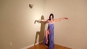 Stage jessy bulbo dans show nude 133...