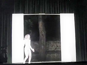 Theatre 19 nude to say...
