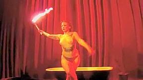Theatre miss magabry...