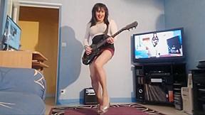 Crazy amateur big butt video...