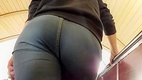 Best homemade big butt video...