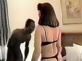 Exotic amateur interracial big dick porn movie...