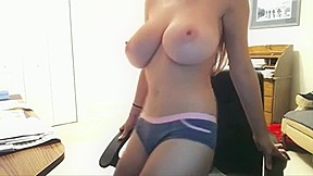 Crazy homemade Big Tits adult scene