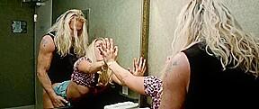 Marisa Tomei,Andrea Langi in The Wrestler (2008)