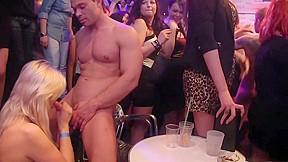Crazy hottest group sex movie...