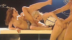 Daria glower and leony sex hd...