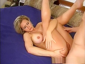 Best hottest anal blonde adult video...