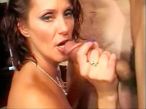 Candy vegas in best gangbang video...