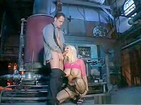 Trina michaels in crazy scene...