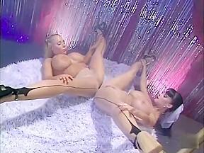 Crazy pornstar in fabulous fetish lesbian xxx movie...