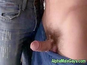 Duo suck cock...
