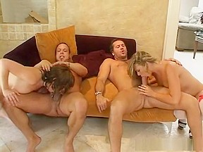 Hottest pornstars and missy monroe in amazing group...