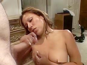 Exotic pornstar jennifer luv handjobs brunette adult movie...