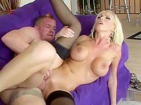 Horny pornstar nikki benz facial porn scene...