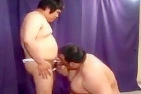 Even sumo sex...