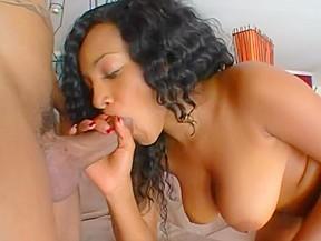 Kandee licks butts 13...