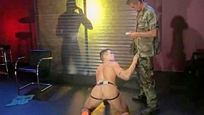 The stripper...
