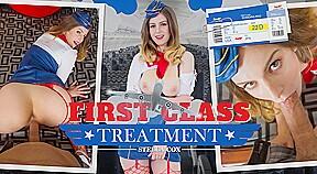 Casey calvert stella cox class treatment wankzvr...