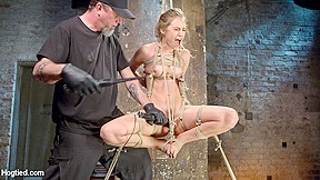 Lyra law in young blonde babe...