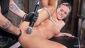 Roxy raye in devastating anal fisting...