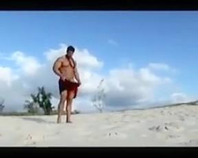 Zeb beach...