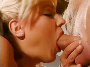 Dick nasty in movie...