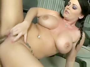 Fabulous pornstar sophie dee interracial hardcore sex clip...