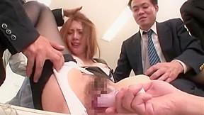 Model fingering video...