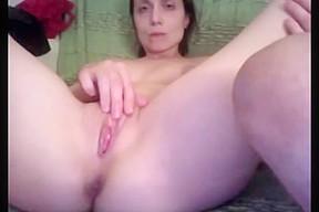 On webcam blowjob...