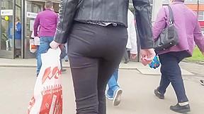 Black pants...