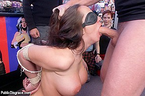 Ass fisted in public publicdisgrace...