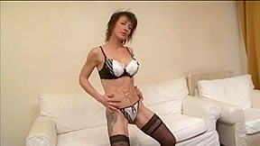 Double anal for French mother I'd like to fuck Zaza