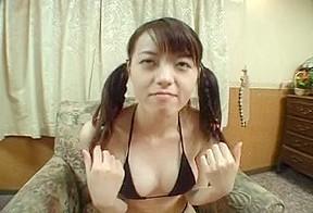 glamorous curly japanese anal toys (censored)