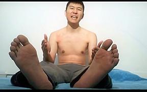 Racial humiliation hot junior korean cashmaster aiden lee...