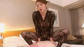 Whore maki hojo handjobs stockings...