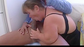Extreme small mature first big black cock-