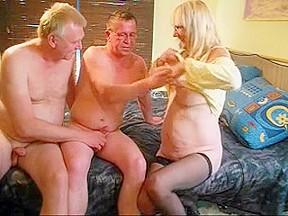 Again a threesome