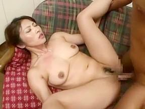 Incredible japanese slut itsuki azuma interracial cunnilingus jav...
