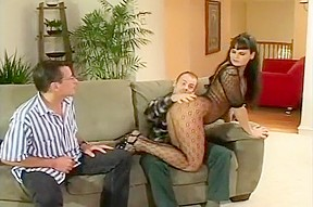 Extra special hot sex between three...