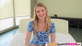 Horny tight teen summer gets fucked the hardest...
