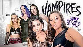 Carter cruise melissa moore abigail mac georgia jones...