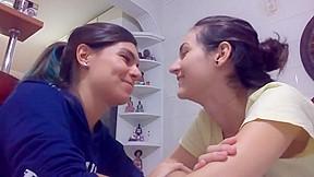 Real lesbian...