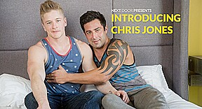 Chris Blades Chris Jones in Introducing Chris Jones - NextDoorBuddies