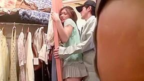 Model chika arimura couple clip...