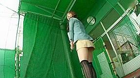 Whore rise nagai voyeur scene...