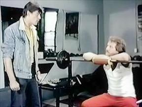 Retro spanking...