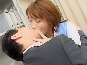 Exotic japanese whore in amazing couple jav movie...