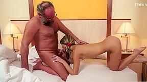 Ravishing young girls getting drilled deep and men...